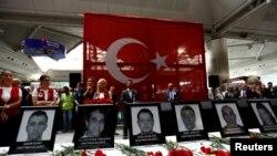 Fotografije žrtava napada u Istanbulu, 30. jun 2016.