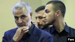 قاسم سلیمانی، فرمانده نیروی قدس سپاه پاسداران