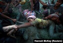 آوارگان روهینگیایی در بنگلادش