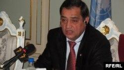 Зариф Ализода, уполномоченный по правам человека РТ