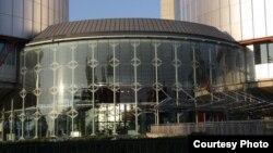 Avropa İnsan Haqları Məhkəməsinin Strasburqdakı binası
