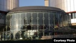 Zgrada suda za ljudska prava u Strazburu