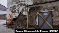 Аварийное жилье в Зеленодольске