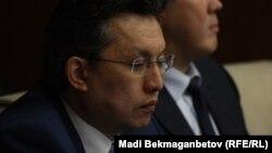 Министр финансов Казахстана Бахыт Султанов.