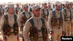 Бойцы «Демократических сил Сирии» (SDF).