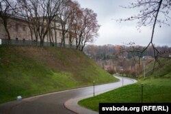 Каралеўскі палац старога замка ў Горадні