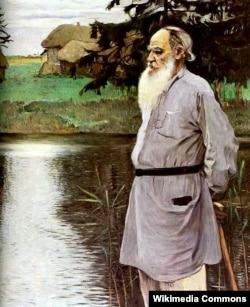 Lev Tolstoyun portreti