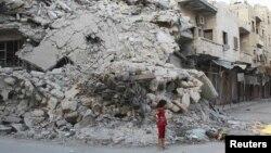 استان حلب یکی از مراکز درگیریهای نیروهای مختلف در سوریه است.