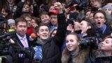 grab: zhukov exiting court