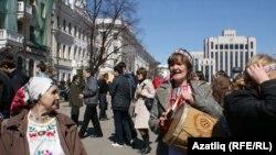 Tatarıstanda Gabdulla Tuqayın doğum günü - Ana Dili Günü şənlikləri, 26 aprel 2011