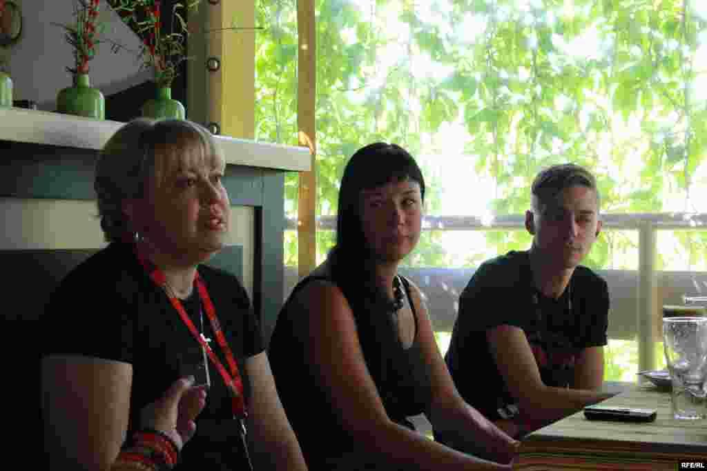 Команда организаторов фестиваля