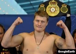 Aleksandr Povetkin