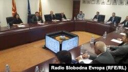 """Меѓународната конференција на тема """"Западен Балкан и евроатлантските вредности"""" во Секретаријатот за европски прашања"""