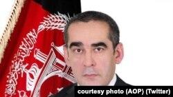 ډاکتر احمد جواد عثماني د عامې روغتیا وزارت نوی سرپرست او نوماند وزیر