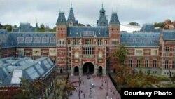 Державний музей мистецтв в Амстердамі