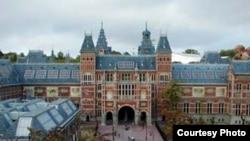 Rijksmuseum - Amsterdam Dövlət Muzeyi