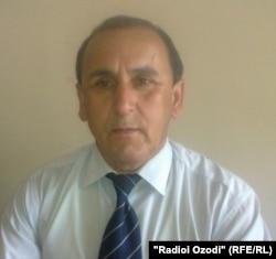 Ҷумъахон Алимӣ, донишманди тоҷик.