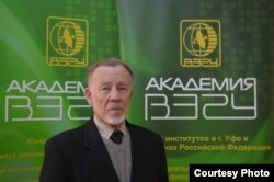 Уфимский историк Геннадий Мордвинцев. Фото: vegu.ru