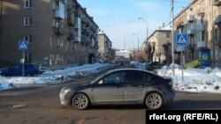 Одна из центральных улиц Краснокамска