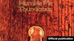 Detaliu de pe coperta albumului, Thunderbox, Humble Pie, 1974