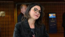 Iolanda Bădiliță în dialog cu dizidenții azeri Emin Rafiq Huseinov și Orduxan Teimurxan