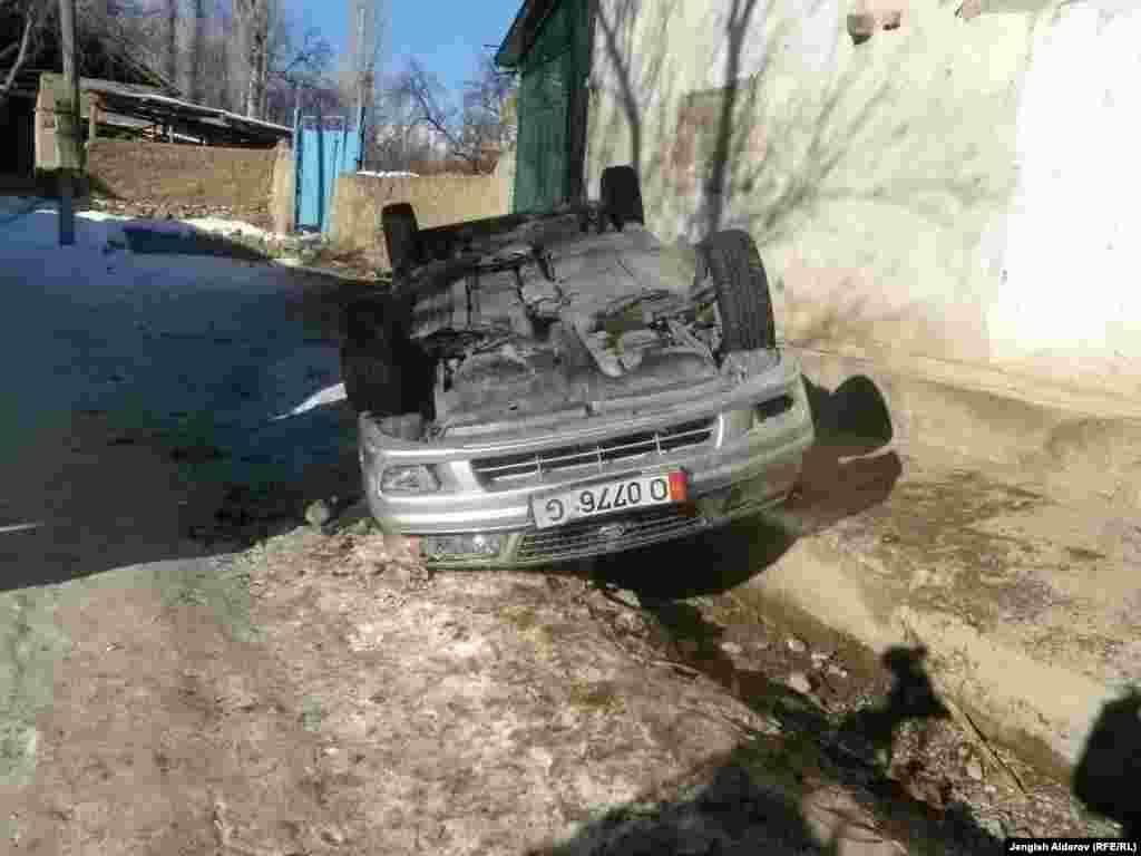 6 января жители узбекского анклава Сох устроили беспорядки в кыргызском селе Чарбак.