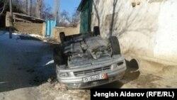 Село Чарбак Баткенской области, 7 января 2013 года.