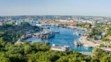 Ukraine -- Sevastopol port in Crimea