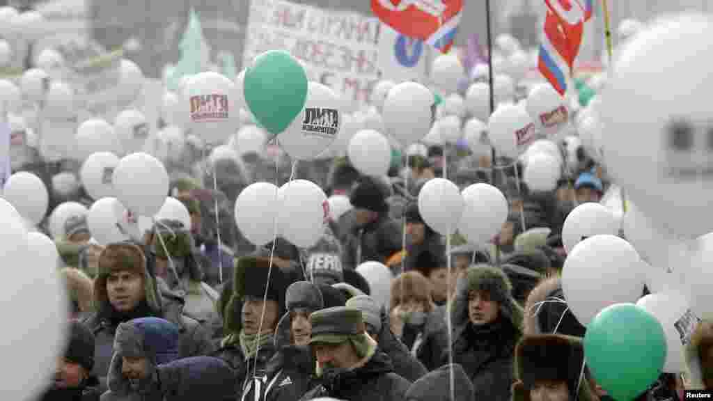 Москва, 4 февраля 2012.