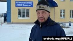 Кіроўца Міхаіл Круглоў
