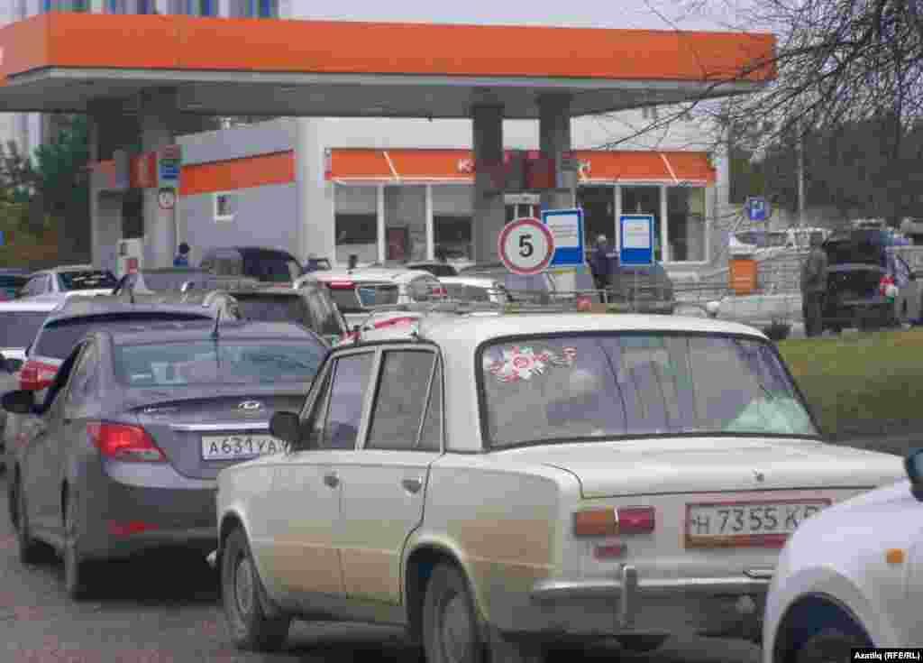 Бензин чираты