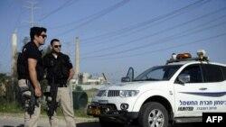 نیروهای امنیتی اسرائیل (عکس از آرشیو)
