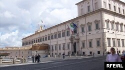 Римдегі Италия президентінің сарайы. (Көрнекі сурет)