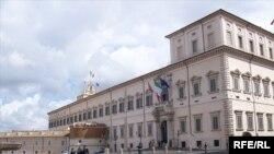 Палац Квірінале у Римі