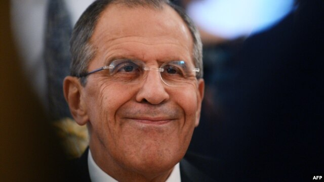 "Russian Foreign Minister Sergei Lavrov's ministry updated its Facebook page with what, in hindsight, seems to have been a warning: ""Happy April 1, 2014! The jokes are over :) """