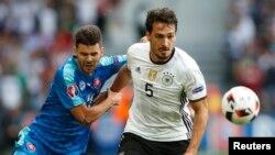 Германия против Словакии – ЕВРО-2016.