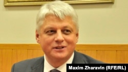 Василий Шамбир – председатель Мурманской областной думы