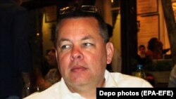 U.S. pastor Andrew Brunson (file photo)