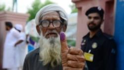 د پاکستان انتخاباتي کمېشن: خلک له ټاکنیز بهیره مطمین دي