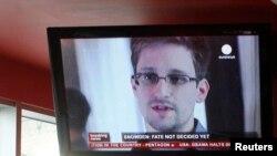 """Сноуден уже больше месяца находится в транзитной зоне аэропорта """"Шереметьево"""""""