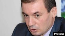Депутат Национального Собрания Армении Артак Давтян (РПА)