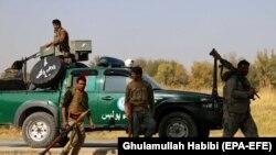 Avganistanske snage bezbjednosti