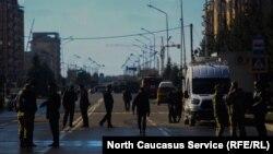 Митинг в Магасе, архивное фото