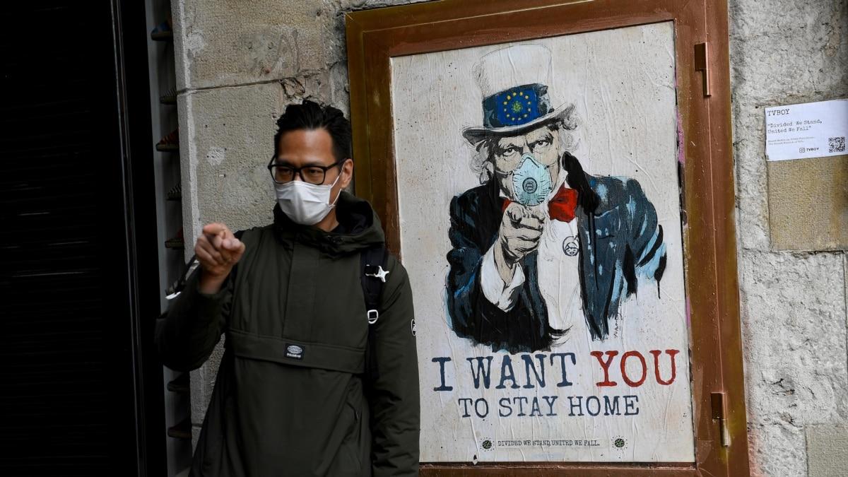 Число жертв коронавирус в Испании превысило тысячу