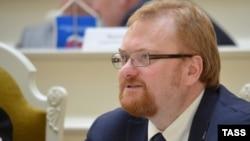 Deputatul Vitali Milonov