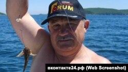 """Виктор Королев, фото из замороженного аккаунта в социальной сети """"ВКонтакте"""""""