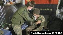 Двічі на день військовим міряють температуру