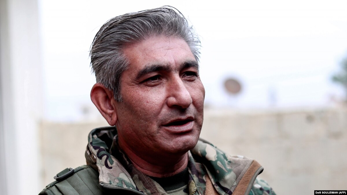 Курдские силы заявляют о готовности уйти с пограничного с Турцией района Сирии