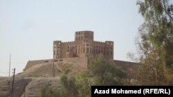 قلعة شيروانه قضاء كلار في السليمانية