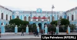 Усадьба Салтыковых-Чертковых на Лубянке